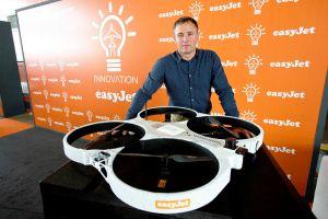Inspektion per Drohne und 3D-Druck für Flugzeuge
