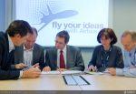 """Über 6.000 Teilbehmer beim Airbus-Wettbewerb """"Fly Your Ideas"""""""