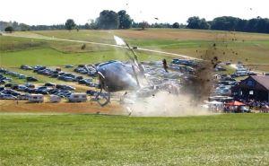 Hubschrauber-Vorführung: EC 120B in