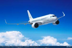 ACJ319neo Corporate Jet mit erstem Kunden aus Riad