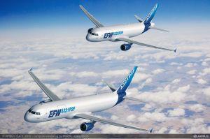 Airbus A320/A321 für P2F-Segment