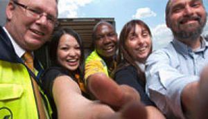 Cargo Human Care hilft für Jugendzentrum in Nairobi