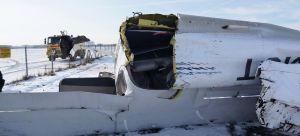 Cessna 172 verunglückt mit Fluglehreranwärter und Schüler