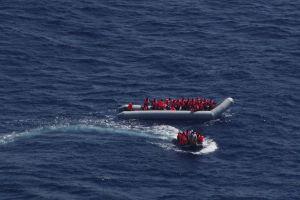DA42 MPP zur Seeaufklärung: Suche nach Flüchtlingsbooten