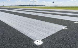 Flughafen Schönefeld: Erster Abschnitt der Pistensanierung fertig