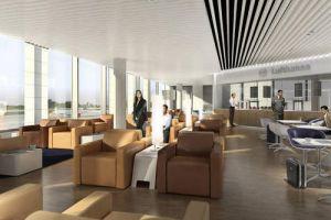 Lufthansa Lounge in München verdoppelt