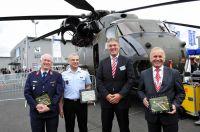 Eurocopter übergibt leistungsgesteigerte CH53-GA