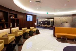 Etihad Airways eröffnet Luxus Lounge in Abu Dhabi