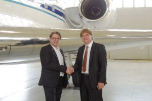 OHS Aviation Services und LBAS weiten Kooperation aus