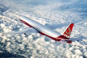 Boeing 777X im Rennen gegen Airbus A350
