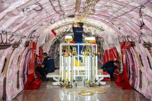 Airbus eröffnet Flugzeugwerk in Mobile, USA