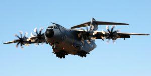A400M MSN24 für die RAF übergeben