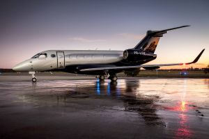 Embraer Legacy 450 mit EASA Zulassung