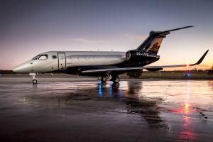 Embraer Legacy 450 mit EASA Zulassung