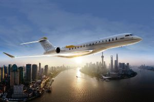 Fortschritt für Global 7000 Business Jet