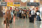 Münchner Flughafen feiert seinen 500millionsten Passagier