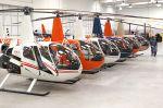 Robinson Helicopter: Produktion von über 500 Maschinen 2012