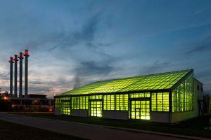 Algenforschungsanlage eröffnet: Rohstoffe für Biokerosin