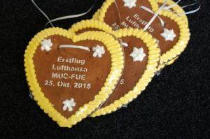 Lufthansa bringt Business Class nach Fuerteventura