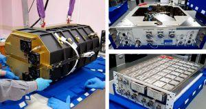 Plasma Kristall-4 in Columbus untersucht komplexe Plasmen
