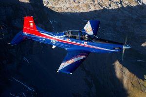 Pilatus schließt Lieferung von PC-7 MkII an Indien ab