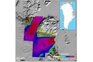 Satelliten liefern Radardaten über Gletscherschmelze