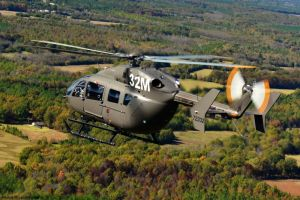 US Army nimmt 12 UH-72A von Airbus Helicopters mehr
