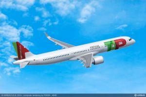 53 Airbus-Flugzeuge für TAP Portugal geordert