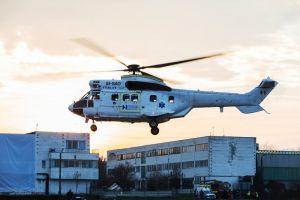 Airbus Helicopters startet für H215-Produktion in Rumänien