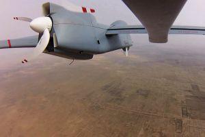 25.000 Flugstunden in Afghanistan: Heron 1
