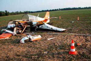 Schleppflugzeug geriet in Schieflage am Flugplatz Klix