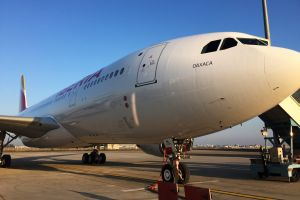 Iberia erhält ersten Airbus A330-200 242t MTOW
