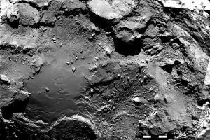 Infrarotsignale weisen Wasser auf Komet von 67P nach
