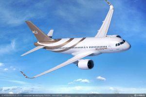 ACJ319neo für K5 Aviation: Flugzeug für Deutschland