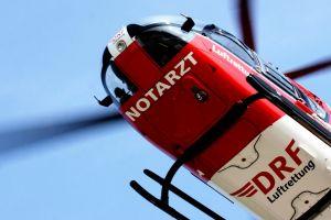 DRF Rettungshubschrauber starteten 36.476 Mal