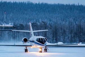 Flugkampagne zur Vermessung von Schwerewellen