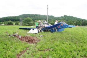 Kraftstoffvorratsanzeige: Aausfall einer Beech E 33 C
