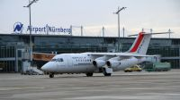 Erstflug CityJets von Nürnberg nach London City