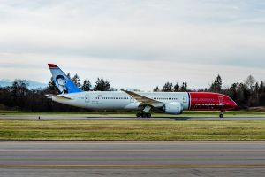 Norwegian fliegt mit erstem Dreamliner 787-9