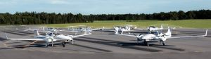 Diamond DA40 NG und DA42-VI für Flugschule in Australien