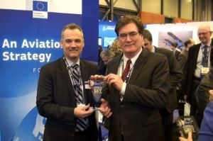 Award für Austrian Control zur Entwicklung der Flugsicherung