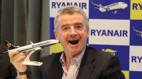 Ryanair startet ab Nürnberg mit hohen Buchungszahlen