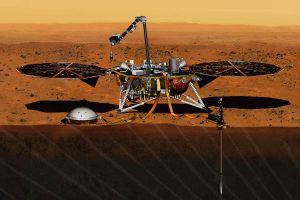 Marsmission InSight bekommt zweites Startfenster 2018