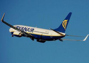 Ryanair-Boeing 737-700 privat als Business-Charter
