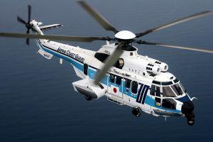 H225 für die japanische Küstenwache JCG