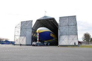 Zeppelin NT für Goodyear: Ersftlug für zweites Luftschiff
