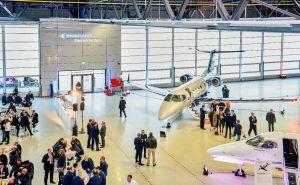 Atlas Air Service feiert mit Embraer Executive Jets