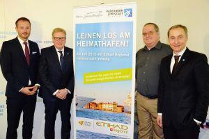 Etihad Regional steuert Venedig ab Paderborn-Lippstadt an