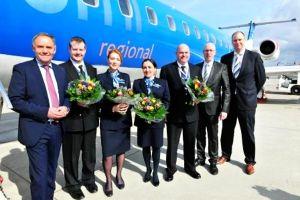 bmi regional verbindet täglich Rostock-Laage mit München