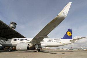 Lufthansa bekommt zweiten Airbus A320neo